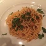 VIA Brianza - 生うにのスパゲッティ