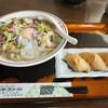 甚五郎寿し - 料理写真:ちゃんぽんセット