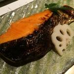 ふじ原 - 鮭の塩麹漬け