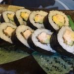 白鳥 甲羅本店 - かに太巻き寿司