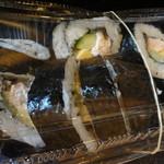 白鳥 甲羅本店 - かに太巻き寿司(持ち帰りに)