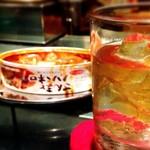 缶TARO - 常連さんの話では一番人気の【さんまハバネロ】。 辛さがいい感じでパンチきいてます。 これのシリーズで【ゆず胡椒】も人気らしい。