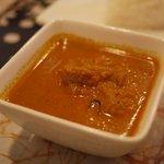 スリランカ・インド家庭料理 TANGALLE - チキンカレー