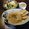 福猫 - 料理写真:パスタセット@540(通常900円)+バイキングセットサラダ