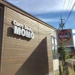 Curry Dining MOMO - 外観 おしゃれです♪