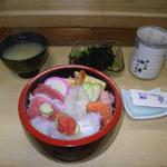 寿し処和泉 - 料理写真:チラシ1050円