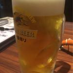 若勝 - 生ビール