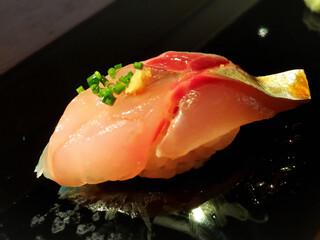 乙女寿司 - 鯵!