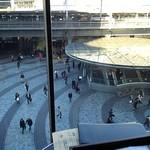Skew - 窓際の席から有楽町駅