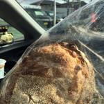 薪窯パン ふくくる - みそチーズカンパーニュ