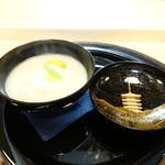 淡 如雲 - 西京味噌を使ったお椀