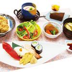 晤寶 - レディースランチ 1,274円