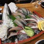 59568968 - サバを刺身で食べる!西日本ならではの贅沢!(一尾目)