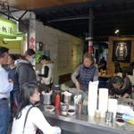 富盛號碗粿 - 店頭でも食べて行けます。
