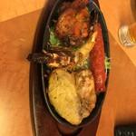 インディアン レストラン プザ -