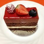 菓人KICHISE - ショコラフランボワ