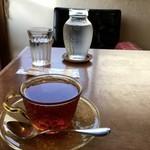 カフェ トケトケ - ケニアの無農薬栽培紅茶
