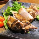 59576807 - 鶏モモ焼!                       (^∀^)ノ