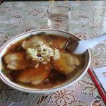 のんきや - 手打ちチャーシューメン(醤油)
