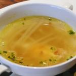 バリラックス ザ ガーデン - スープ