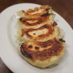 ワシン トーキョー - 焼き餃子 小柱チーズ