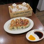 ワシン トーキョー - 焼き餃子 プレーン1