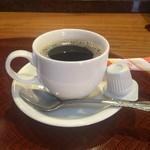 江戸芝鮨 - コーヒー
