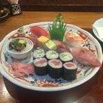 江戸芝鮨 - おまかせにぎりランチ(にぎり)