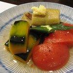 5958603 - 冷やし野菜煮