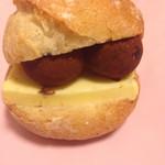 59580230 - チョコレートバターパン
