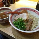 虎ジ - 虎卵つけ麺