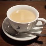 ムーン ファクトリー コーヒー - カフェオレ(800円)