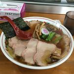 59583283 - 焼豚ワンタン麺