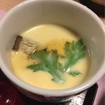 中洲鷹勝 - アラ茶碗蒸し