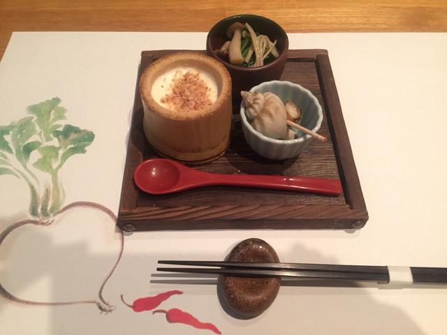 旬菜和食魚子