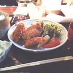 59587656 - ヒレカツ定食¥1,000