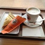 サンマルクカフェ - 料理写真: