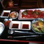 創作焼肉 神戸 牛乃匠 - 神戸牛サービスランチ 1,780円