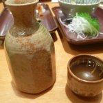 すし処 - お酒(梅錦)