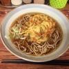喜多 - 料理写真:かき揚げそば