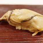 鮨いち伍 - 牡蠣