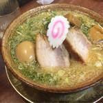 武者気 - 2016/12/03 辛味噌らぁ麺