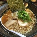 長田屋 - 煮干し中華そば(あっさり)
