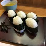 千寿 - 天むす(7個入り) 650円