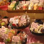 マーレイ - 焼き菓子ずらり(^^)v