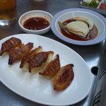 韓国料理 トヤジ - キムチ餃子