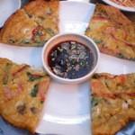 韓国料理 トヤジ - 海鮮チヂミ