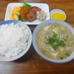 涌本食堂 - 料理写真: