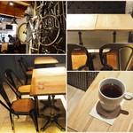 SPLENDOR COFFEE - 店内