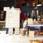SPLENDOR COFFEE - カウンターで注文
